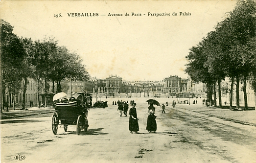 Avenue de Paris